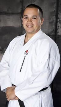 Sensei Vincent Garcia